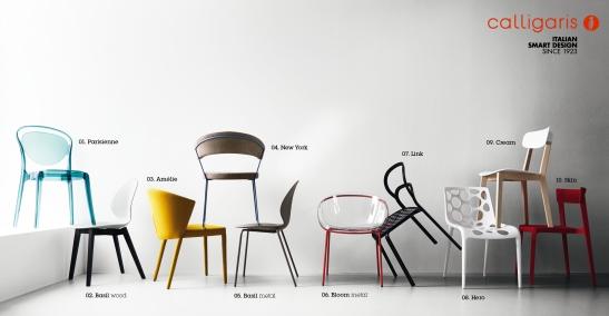 Come scegliere una sedia guida all acquisto 1 for Sedie italian design